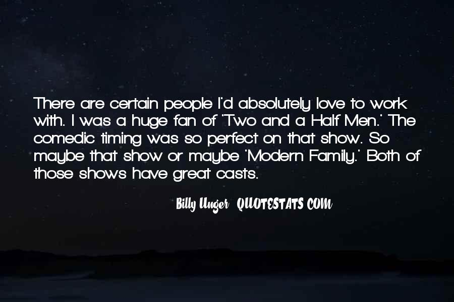 Quotes About Great Shows #283054