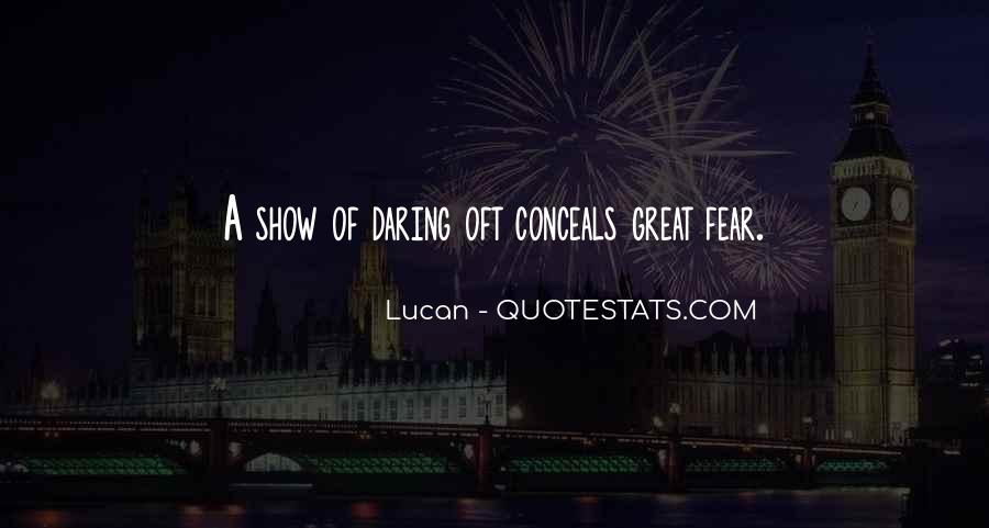 Quotes About Great Shows #411442