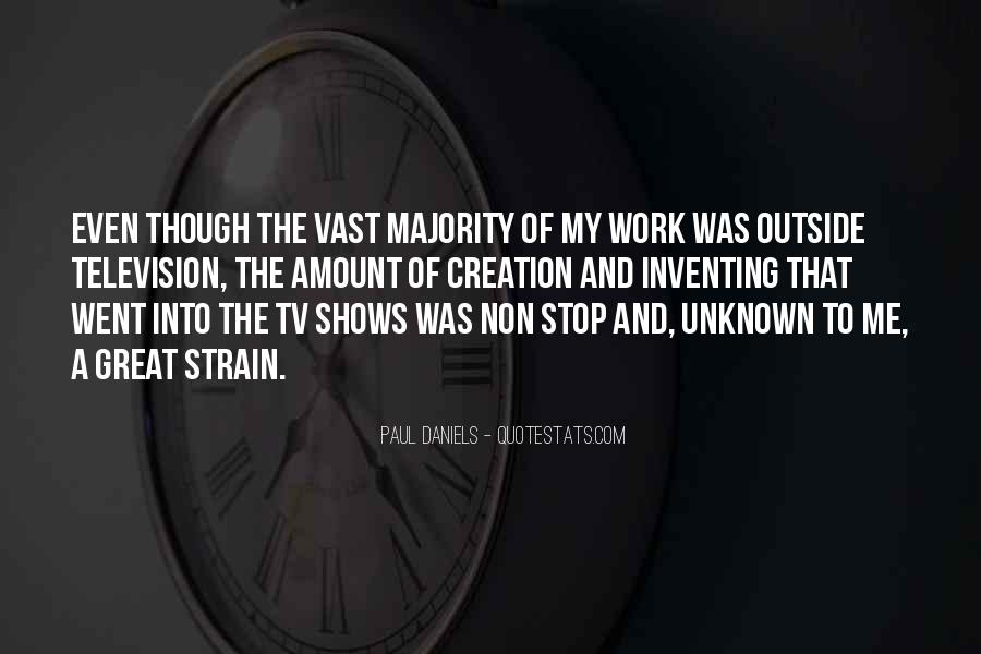 Quotes About Great Shows #542090
