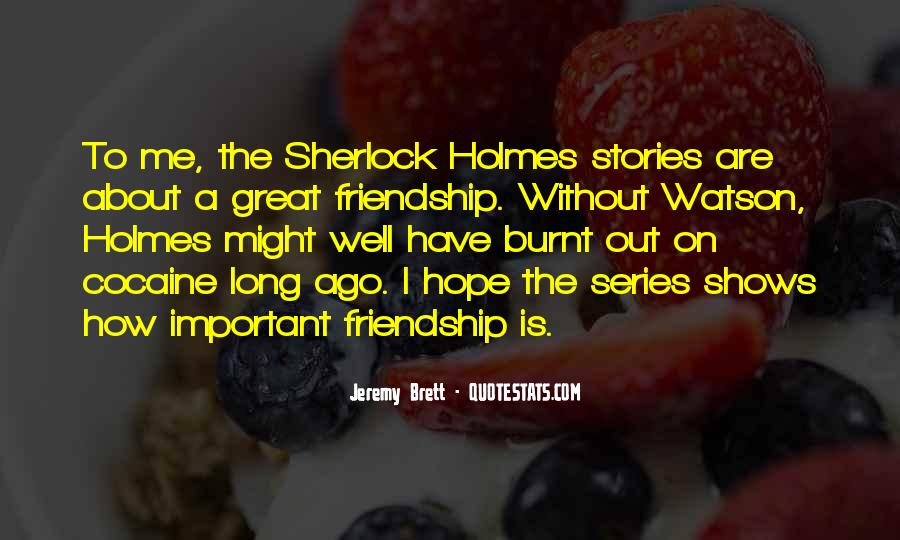 Quotes About Great Shows #621813