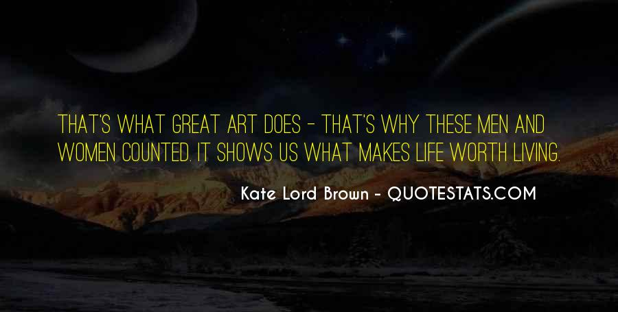Quotes About Great Shows #672239