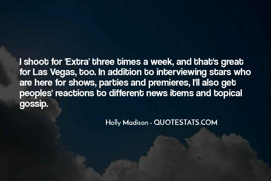 Quotes About Great Shows #764316