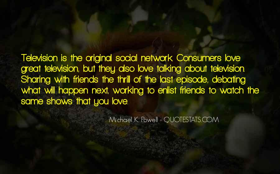 Quotes About Great Shows #811545