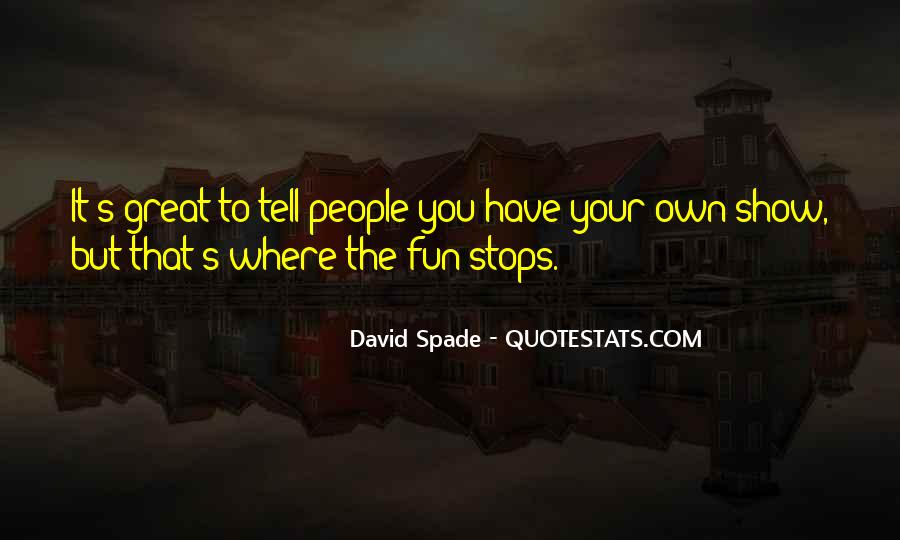 Quotes About Great Shows #812599