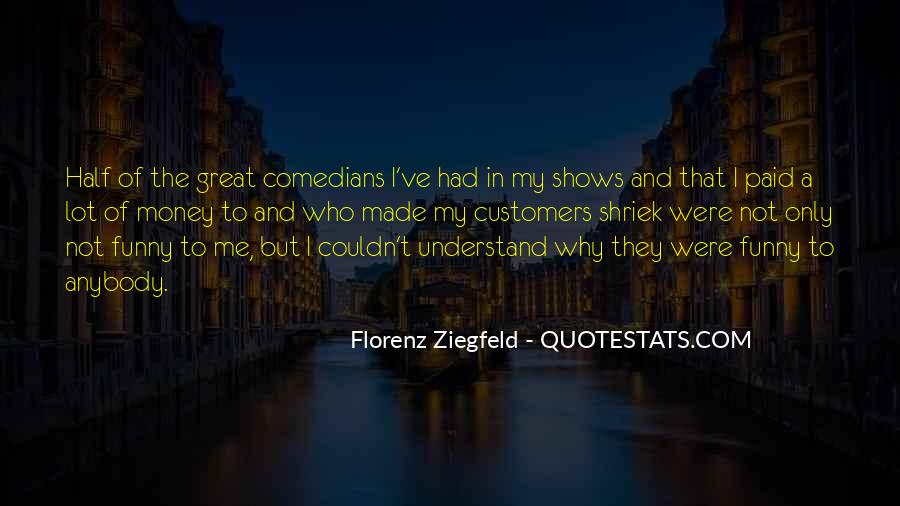 Quotes About Great Shows #830327