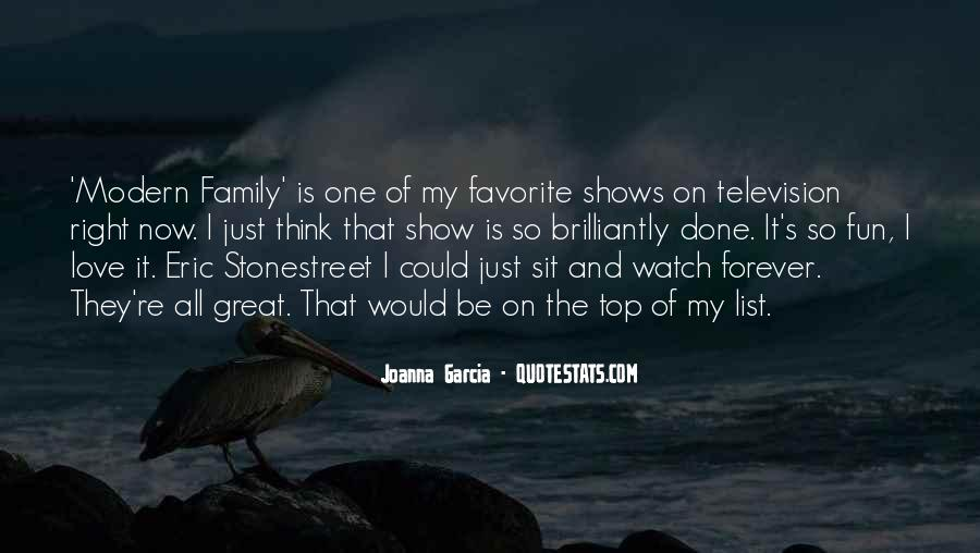 Quotes About Great Shows #834364