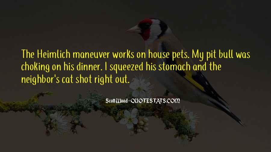 Funny Cat Vs Dog Quotes #778791