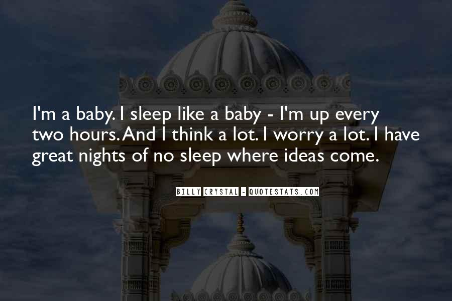 Quotes About Great Nights #888921
