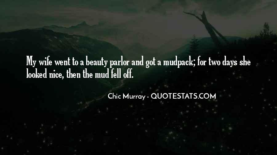 Funny Chic Murray Quotes #244070