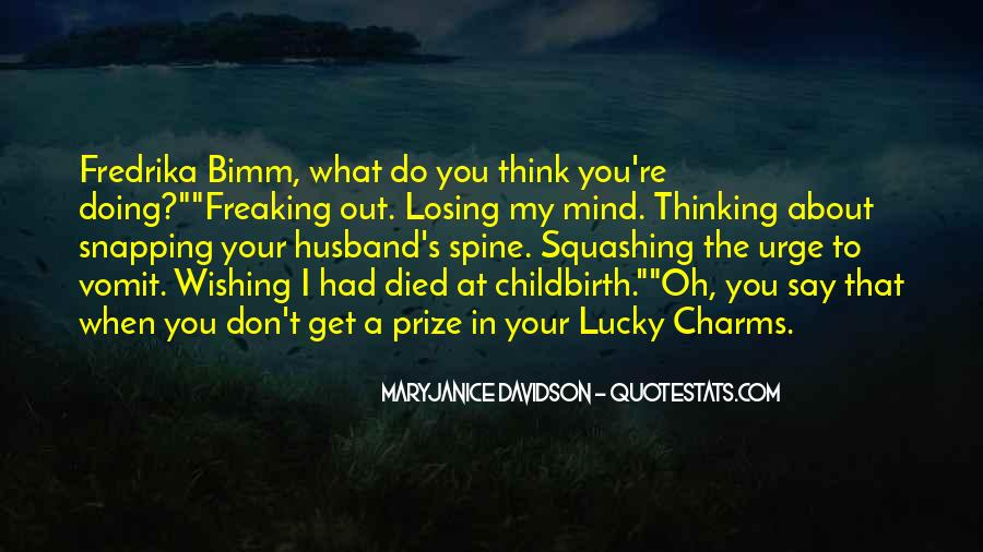 Funny Childbirth Quotes #358379
