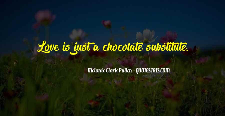 Funny Chocolate Day Quotes #172837