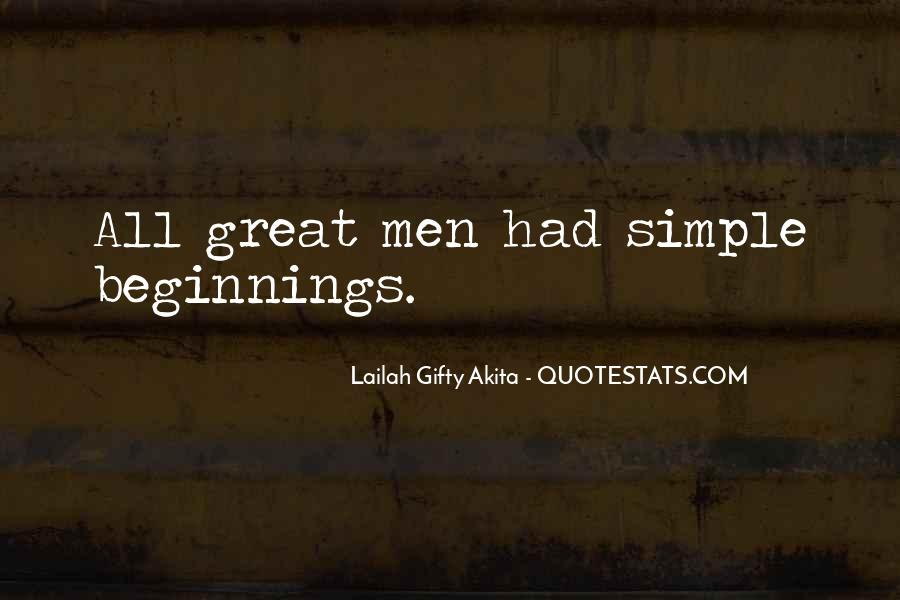 Quotes About Great Endings #1558606