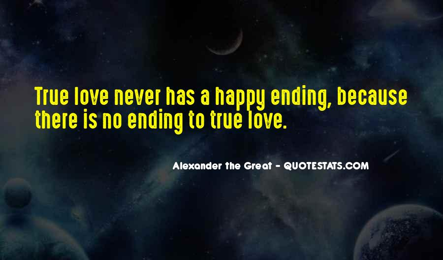 Quotes About Great Endings #1750859