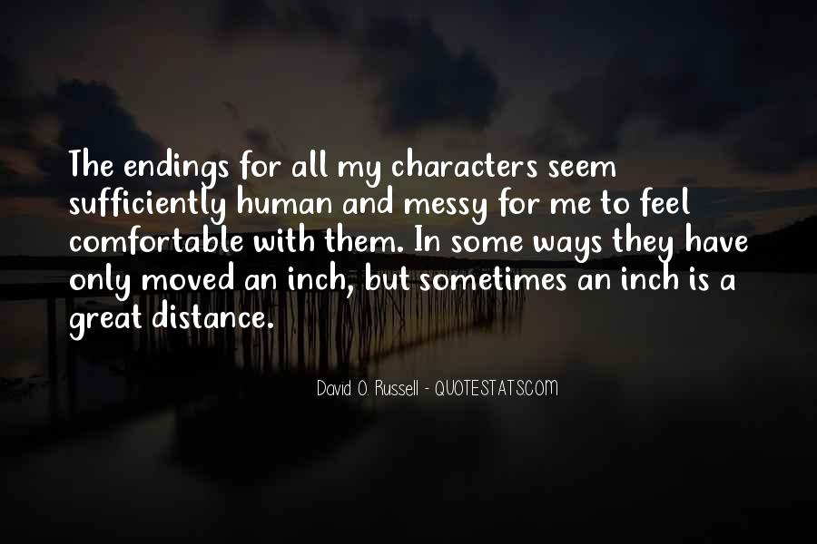 Quotes About Great Endings #1783022