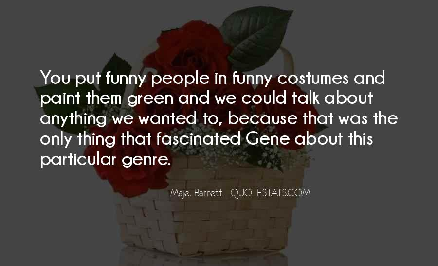 Funny Costumes Quotes #1411636
