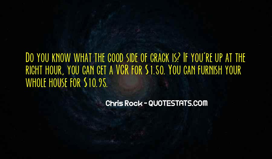 Funny Crack Quotes #599576