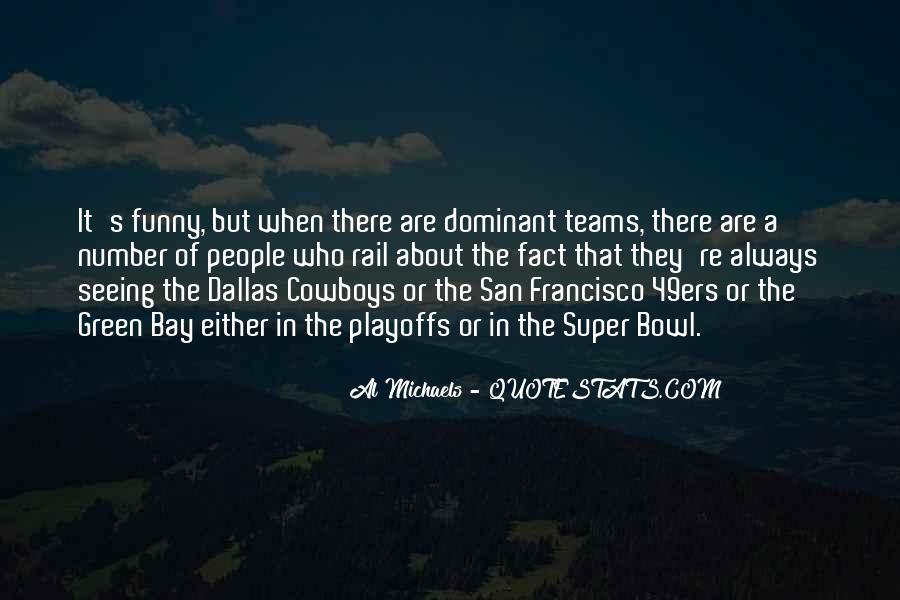Funny Dallas Cowboys Quotes #241147