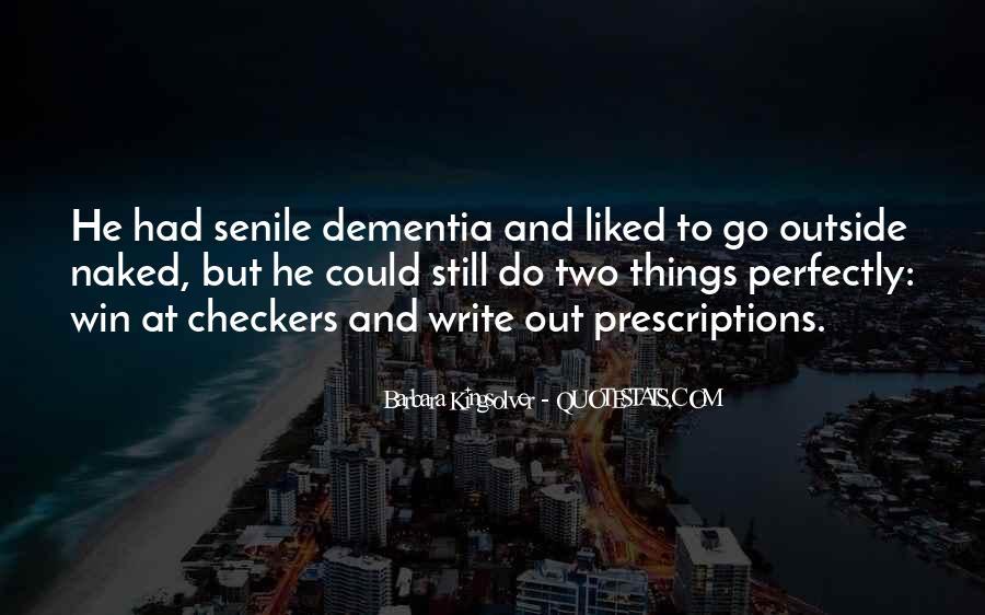 Funny Dementia Quotes #658361