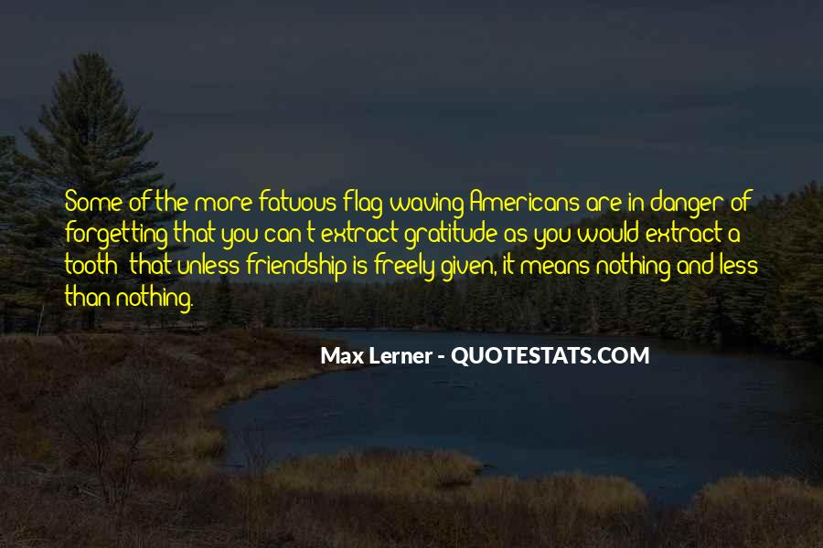 Quotes About Gratitude For Friendship #219622