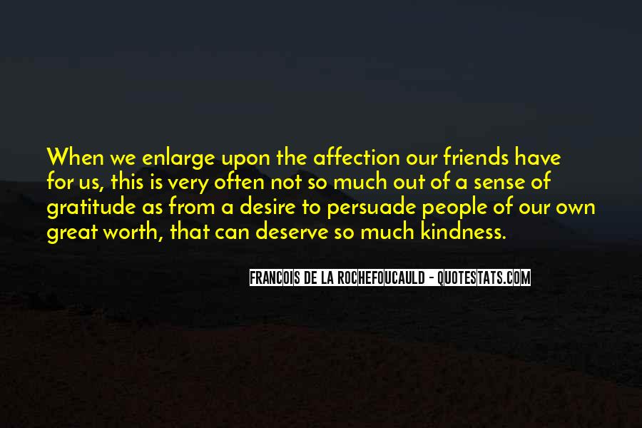 Quotes About Gratitude For Friendship #965122