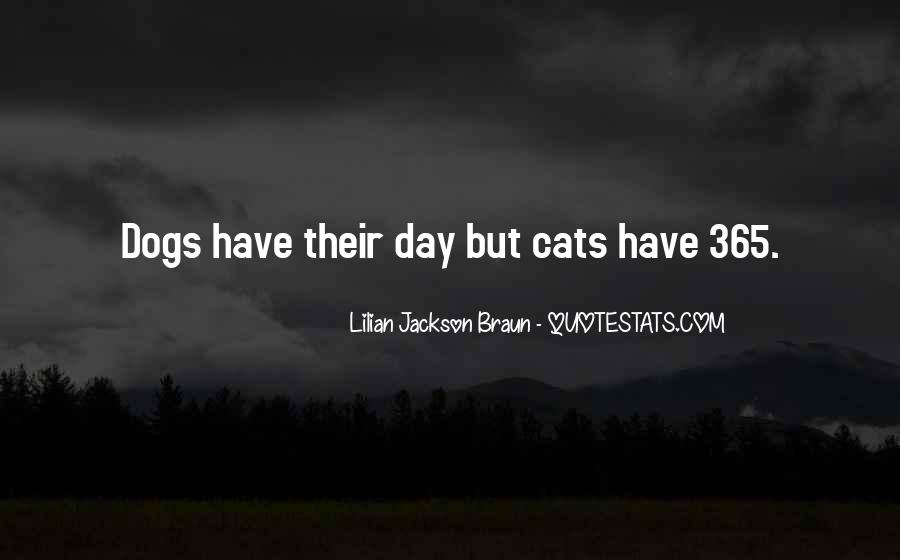 Funny Dogs And Cats Quotes #1238844