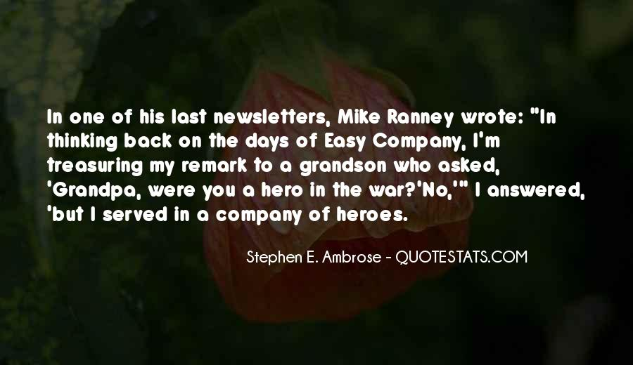 Quotes About Grandpa And Grandson #1407565