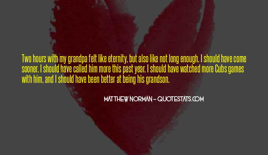 Quotes About Grandpa And Grandson #522756