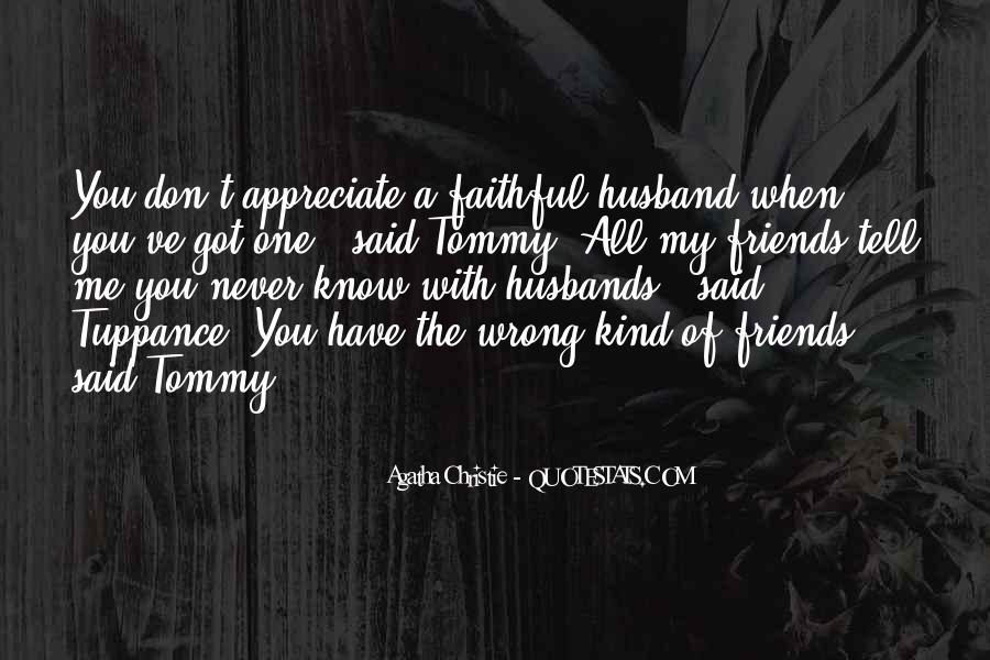 Funny Faithfulness Quotes #1827616