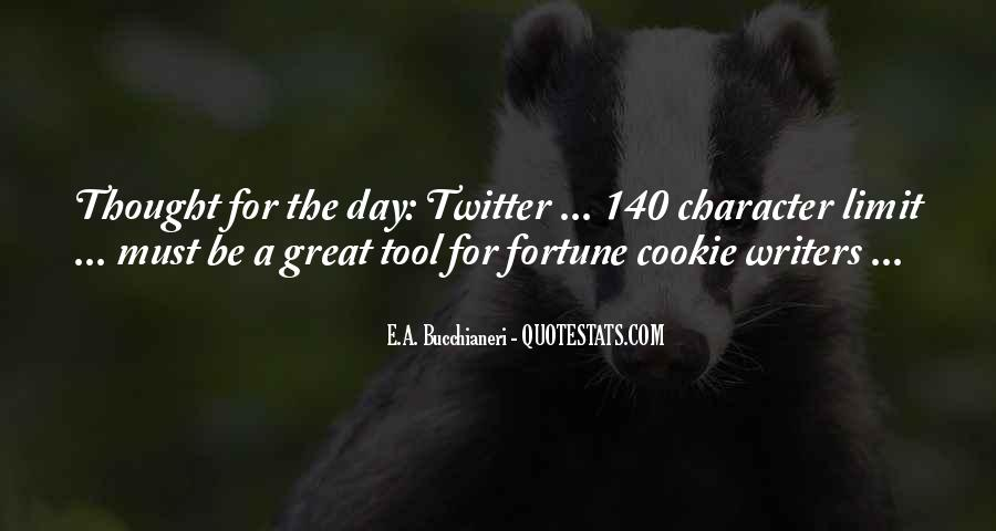 Funny Fortune Quotes #1172024