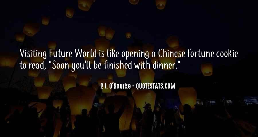 Funny Fortune Quotes #246264