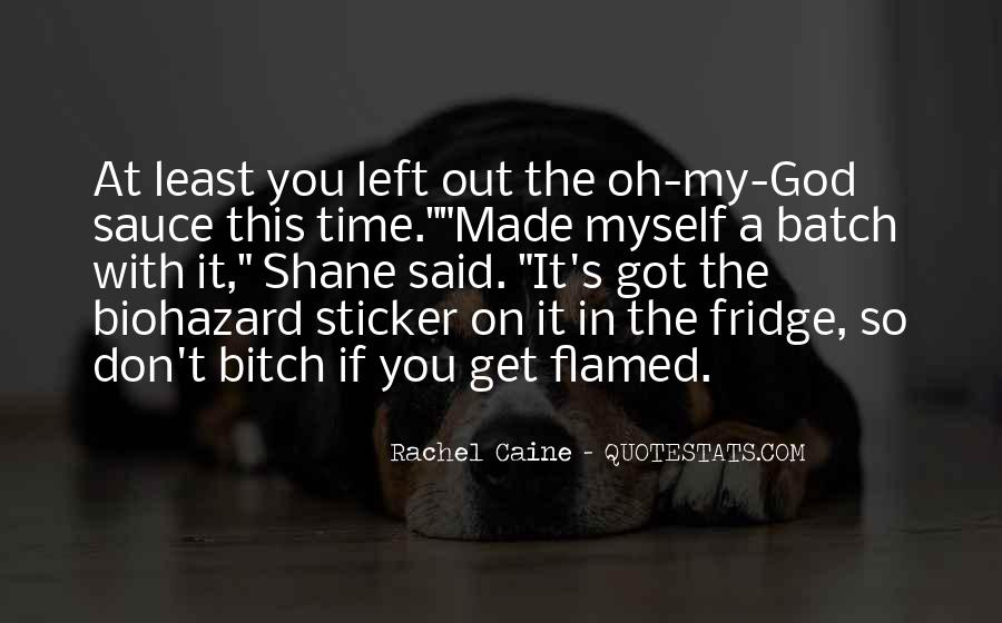 Funny Fridge Quotes #1120108