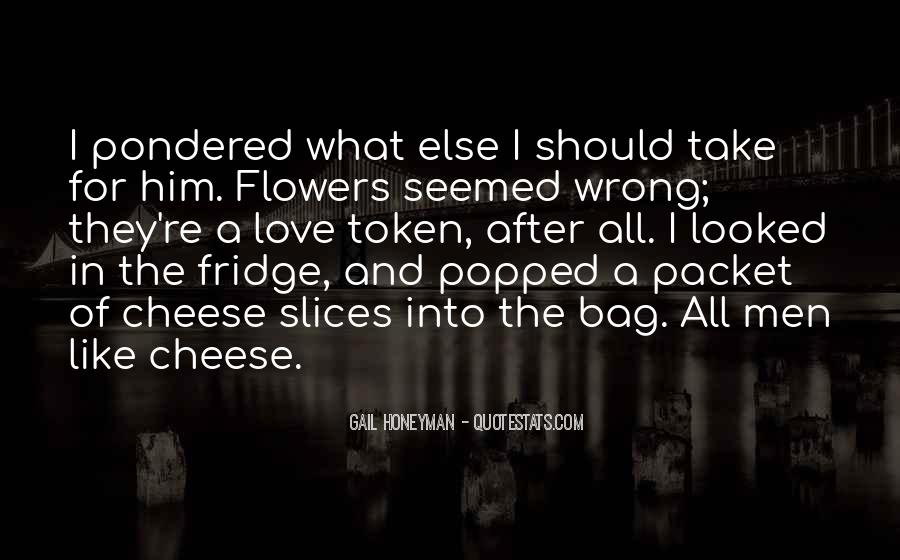 Funny Fridge Quotes #1461284