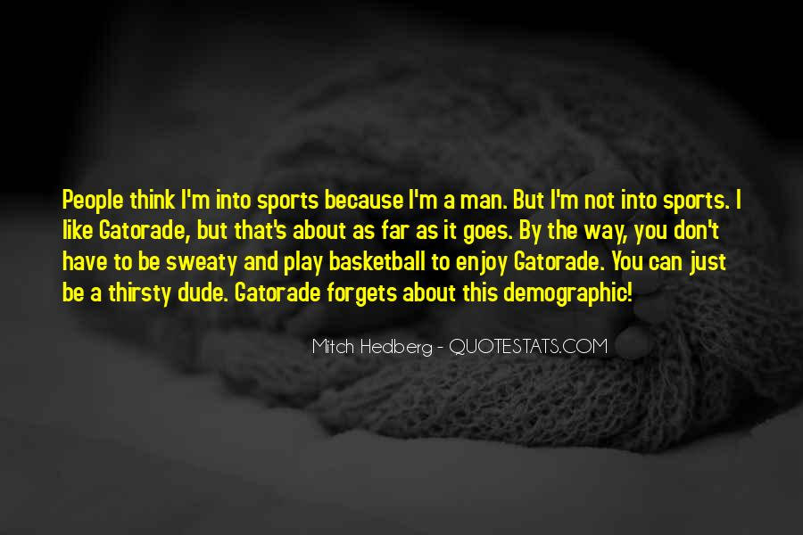 Funny Gatorade Quotes #354775