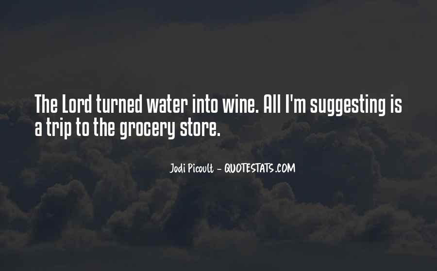 Funny Grocery Store Quotes #549874