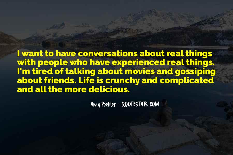 Quotes About Gossiping People #1866027