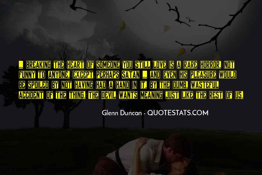 Funny Heartbreak Quotes #624253