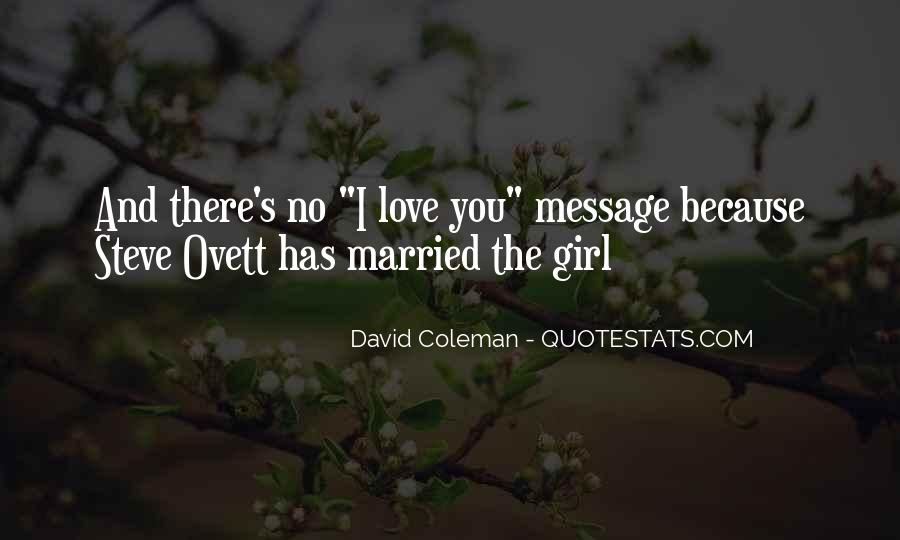 Funny I Love You Because Quotes #1300584