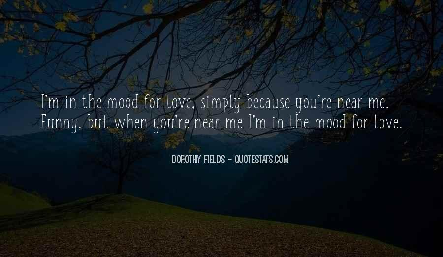 Funny I Love You Because Quotes #1776964