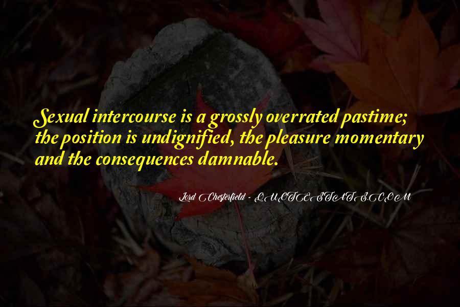 Funny Intercourse Quotes #383065