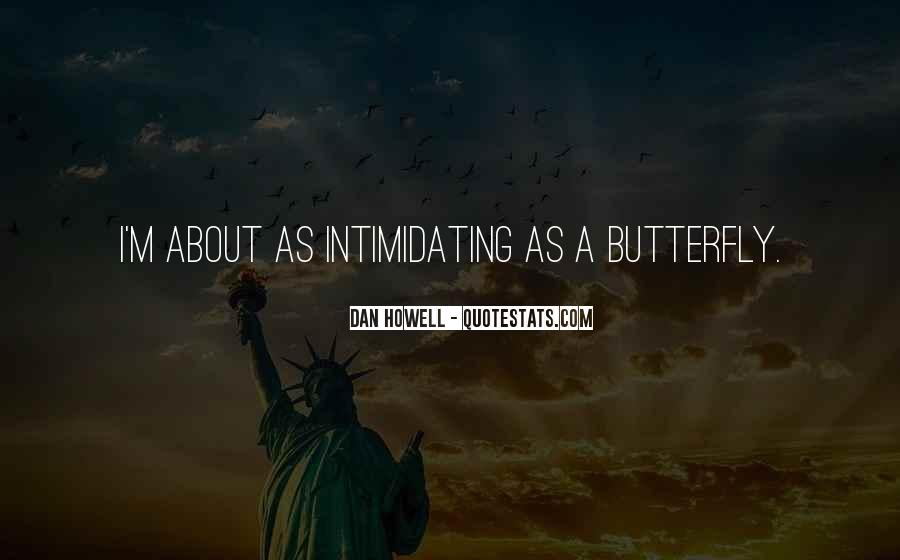Funny Intimidating Quotes #1688507