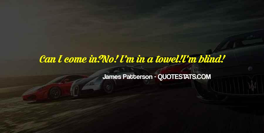 Funny James Patterson Quotes #1301902