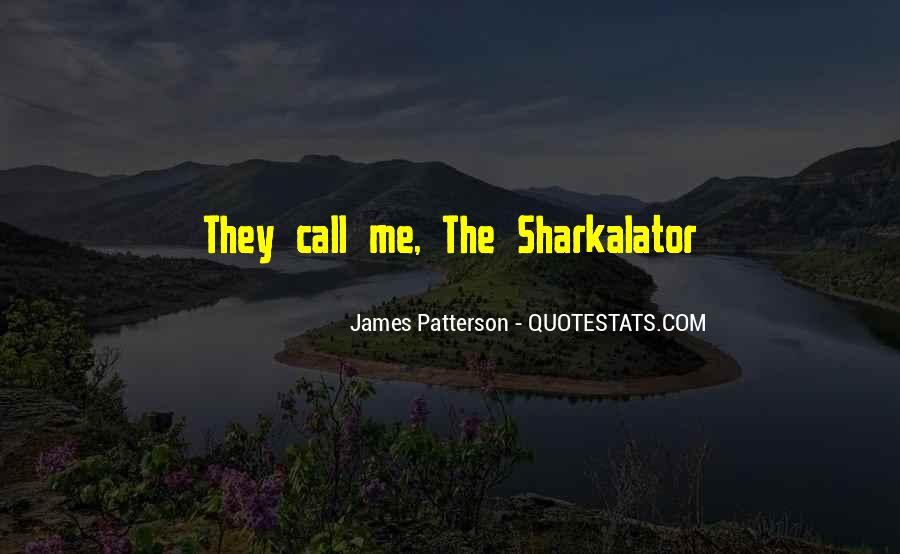 Funny James Patterson Quotes #1396390