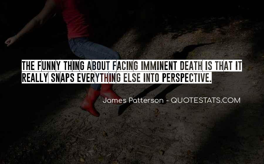 Funny James Patterson Quotes #1793469