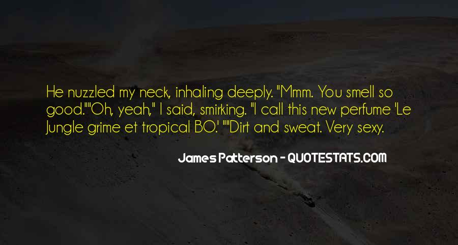 Funny James Patterson Quotes #1865512