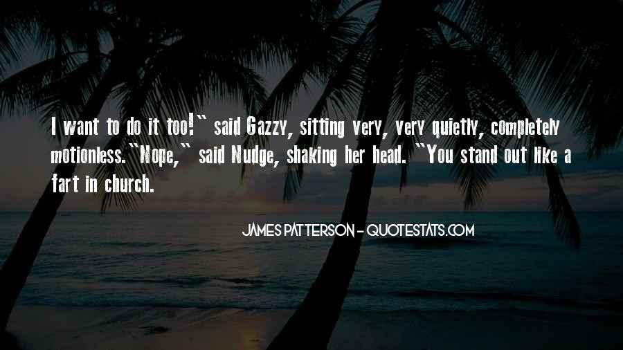 Funny James Patterson Quotes #343133