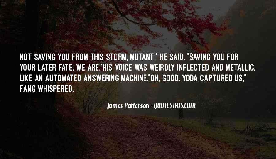 Funny James Patterson Quotes #895071