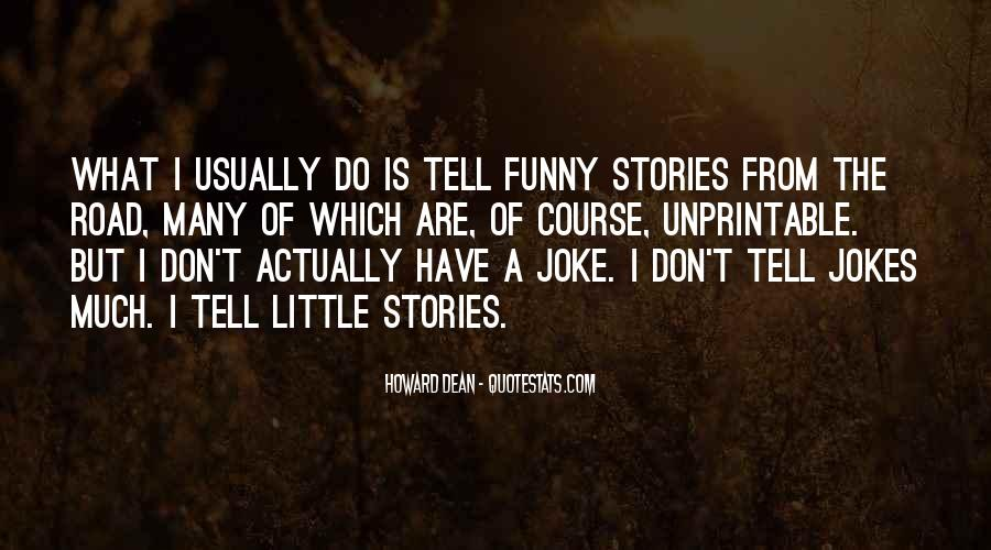 Funny Little Quotes #122792