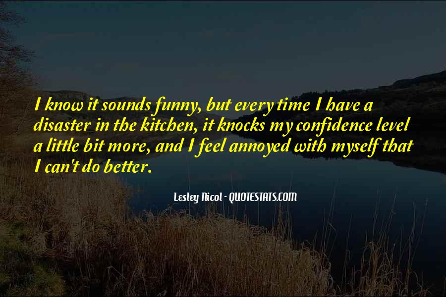 Funny Little Quotes #232455