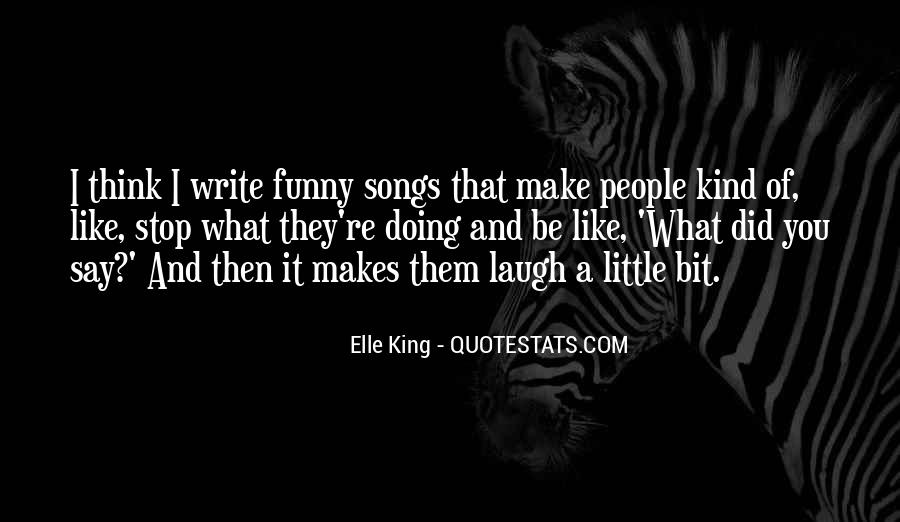 Funny Little Quotes #348550
