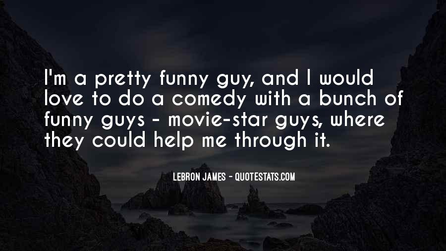 Funny Movie Star Quotes #1692407